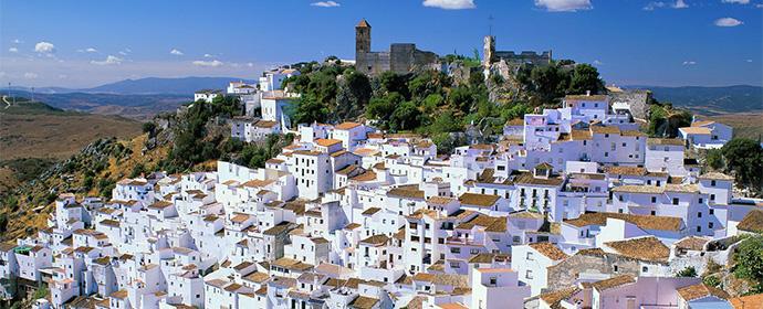 Atractii Pueblos Blancos Spania - vezi vacantele