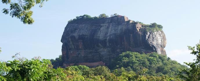 Sigiriya, Sri Lanka Poza realizata de Daniela, Noiembrie 2011
