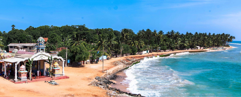 Atractii Trincomalee Sri Lanka - vezi vacantele