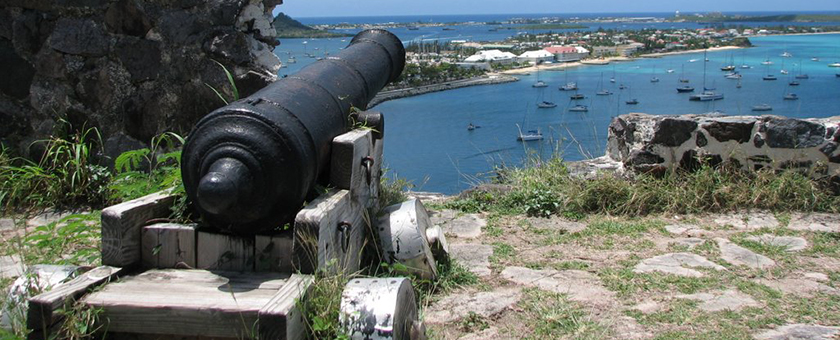 Atractii Fort Louis St Maarten - vezi vacantele