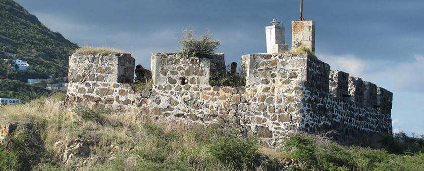Atractii Fortul Amsterdam St Maarten - vezi vacantele