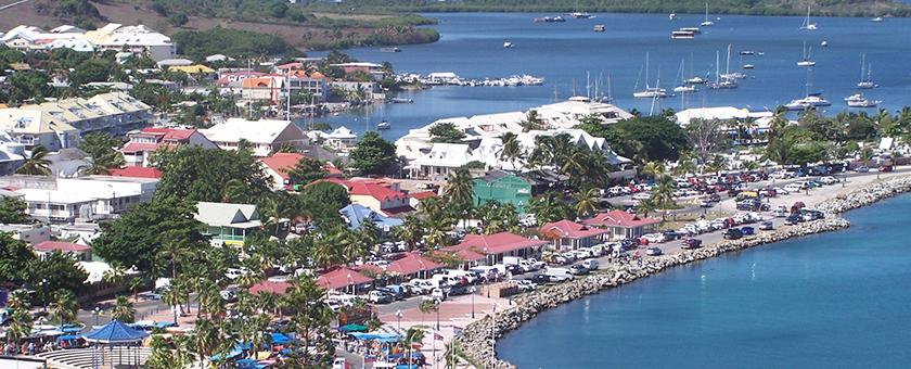 Atractii Marigot St Maarten - vezi vacantele