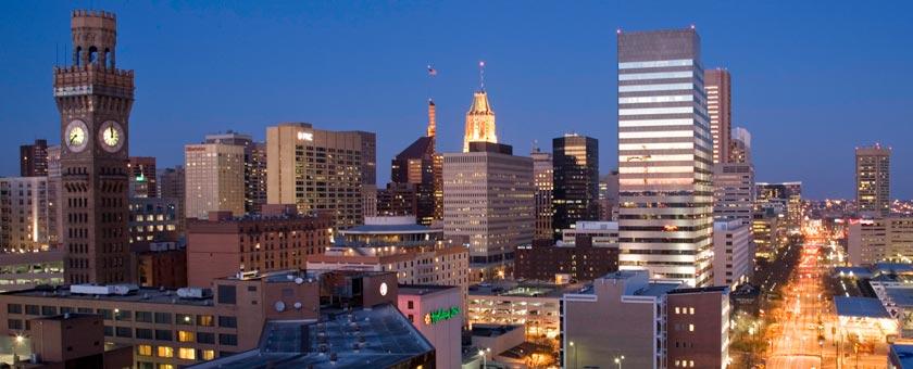 Atractii Baltimore Statele Unite ale Americii - vezi vacantele