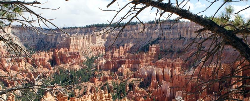 Atractii Bryce Canyon Statele Unite ale Americii - vezi vacantele
