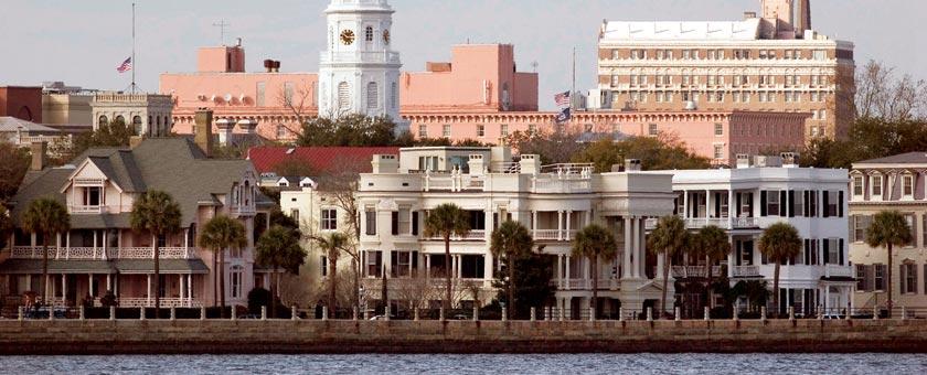 Atractii Charleston Statele Unite ale Americii - vezi vacantele