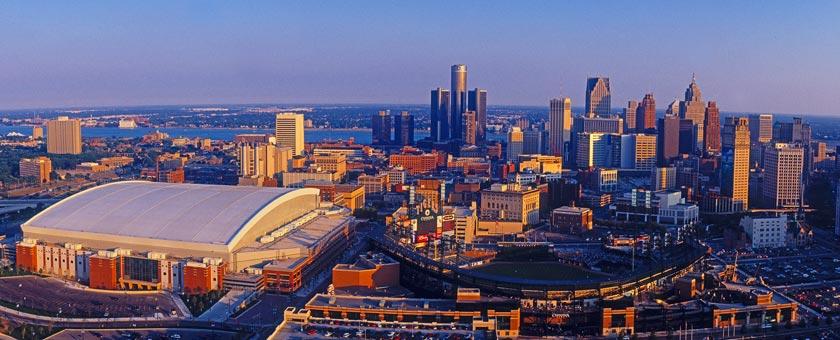 Atractii Detroit Statele Unite ale Americii - vezi vacantele