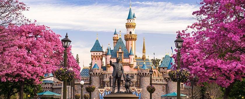 Atractii Disneyland Anaheim Statele Unite ale Americii - vezi vacantele