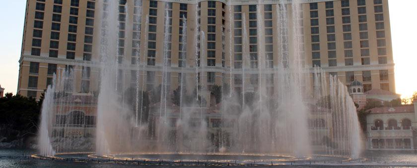 Atractii Fantanile Bellagio Statele Unite ale Americii - vezi vacantele