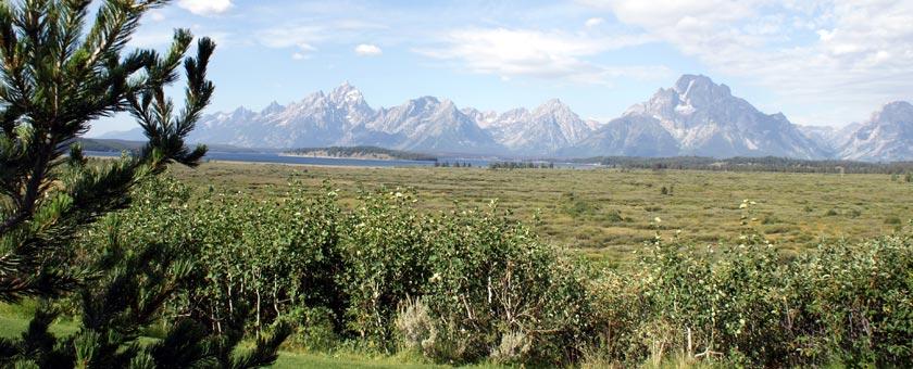 Atractii Grand Teton National Park Statele Unite ale Americii - vezi vacantele
