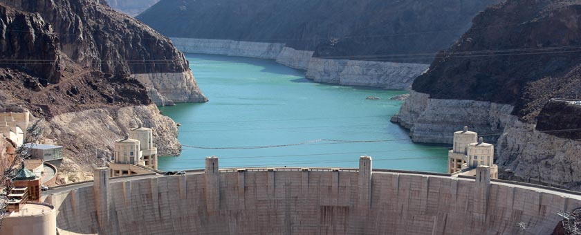 Atractii Hoover Dam Statele Unite ale Americii - vezi vacantele