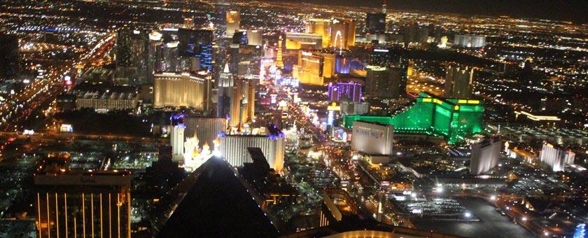 Atractii Las Vegas Statele Unite ale Americii - vezi vacantele