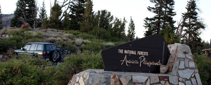 Atractii Mammoth Lakes Statele Unite ale Americii - vezi vacantele