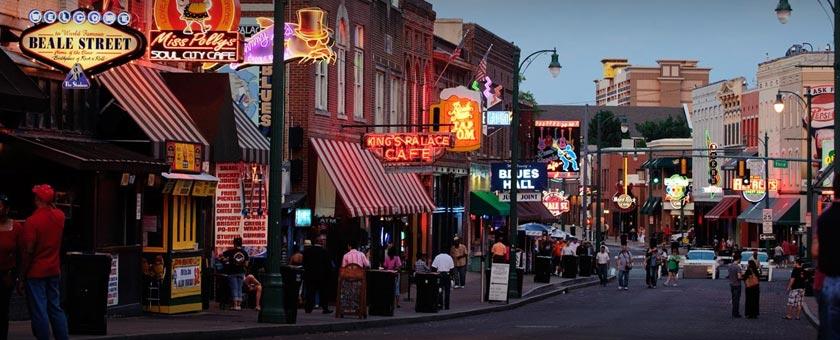 Atractii Memphis Statele Unite ale Americii - vezi vacantele