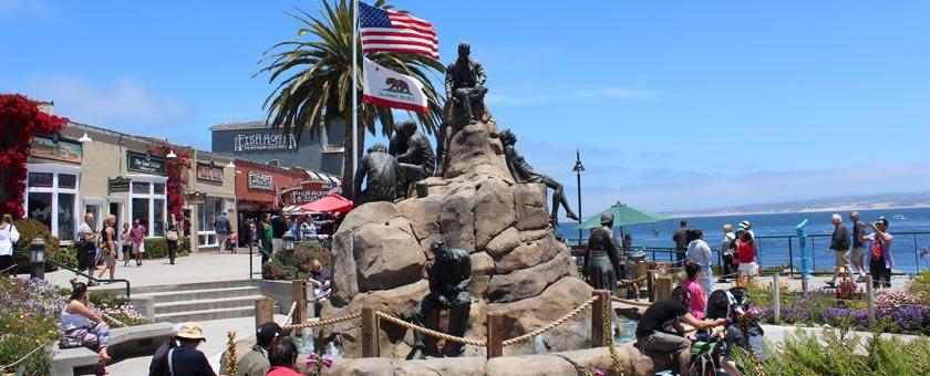 Atractii Monterey Statele Unite ale Americii - vezi vacantele