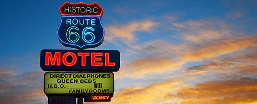 Atractii Route 66 Statele Unite ale Americii - vezi vacantele