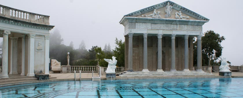 Atractii San Simeon Statele Unite ale Americii - vezi vacantele