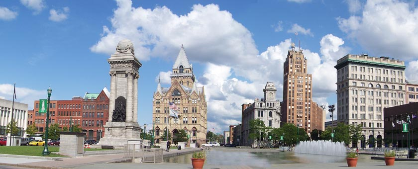 Atractii Syracuse Statele Unite ale Americii - vezi vacantele