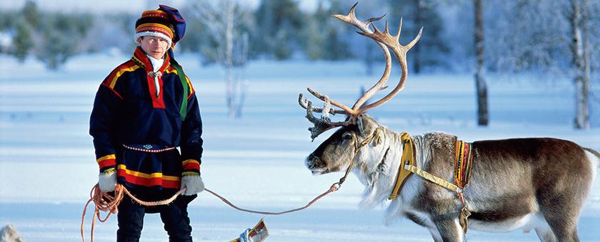 Atractii Etnicii Sami Suedia - vezi vacantele
