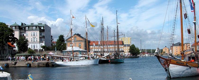 Atractii Karlskrona Suedia - vezi vacantele
