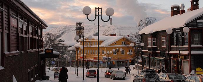 Atractii Kiruna Suedia - vezi vacantele