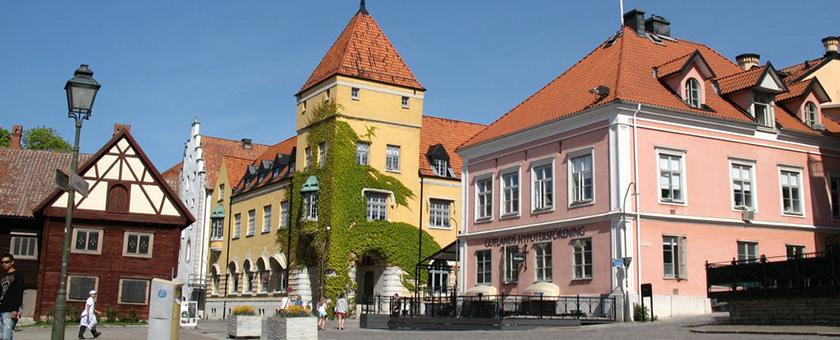 Atractii Visby Suedia - vezi vacantele