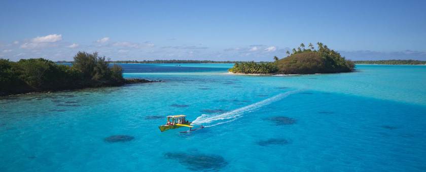Atractii Bora Bora Tahiti & Bora Bora - vezi vacantele