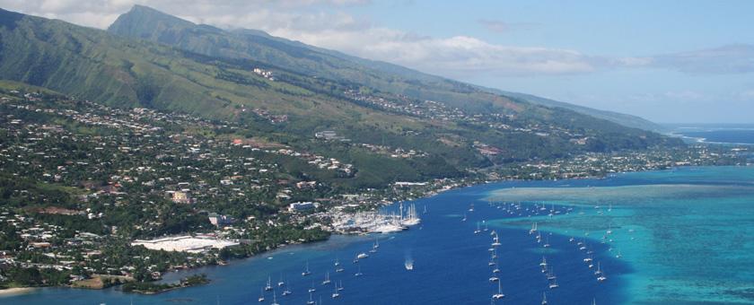 Atractii Papeete Tahiti & Bora Bora - vezi vacantele