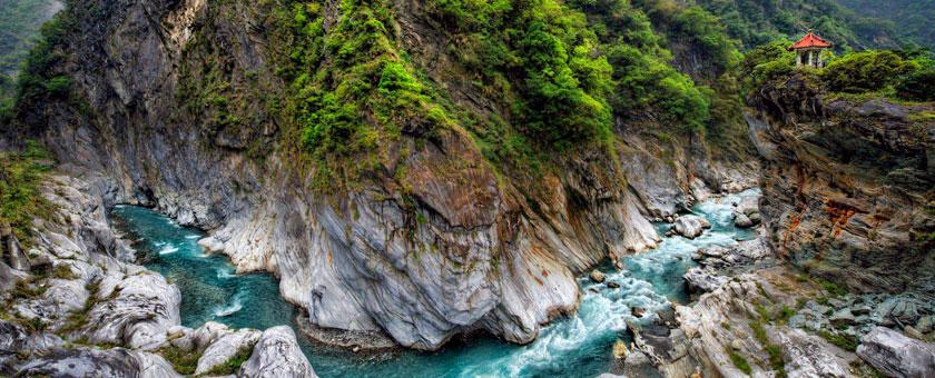 Atractii Parcul National Taroko Taiwan - vezi vacantele