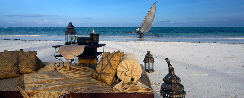 Luxury Retreat The Palms Zanzibar - cu Qatar Airways