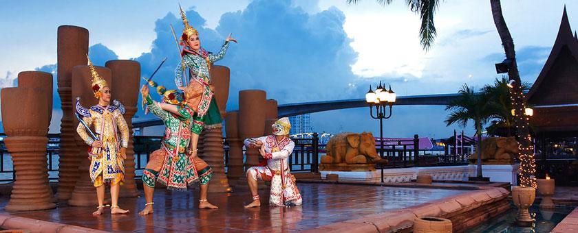 Paste - Sejur Bangkok & plaja Phuket 12 zile