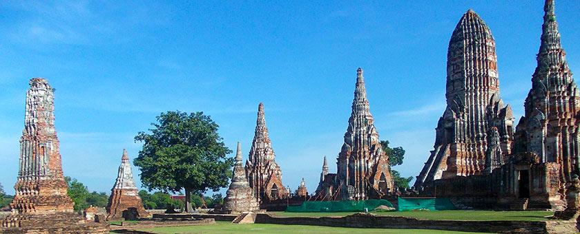 Discover Thailanda