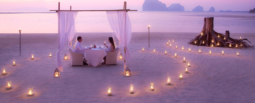 Perfect Thai Honeymoon
