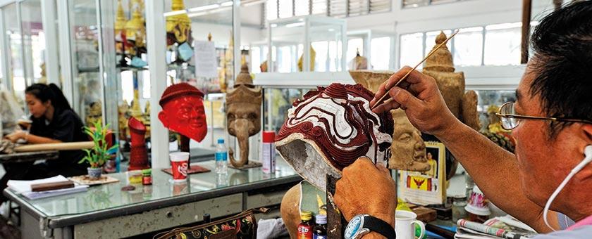 Bangsai Royal Arts & Crafts Thailanda