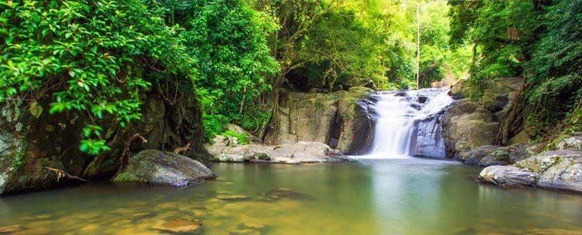 Cascada Pa-La-U Thailanda