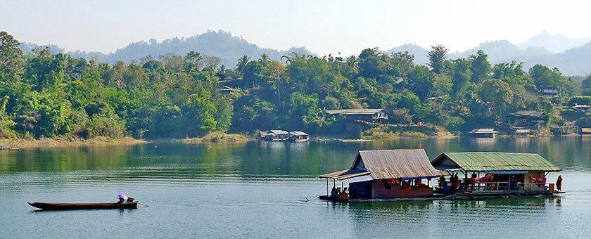 Khao Laem Thailanda
