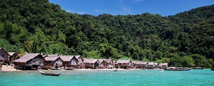 Koh Surin Thailanda
