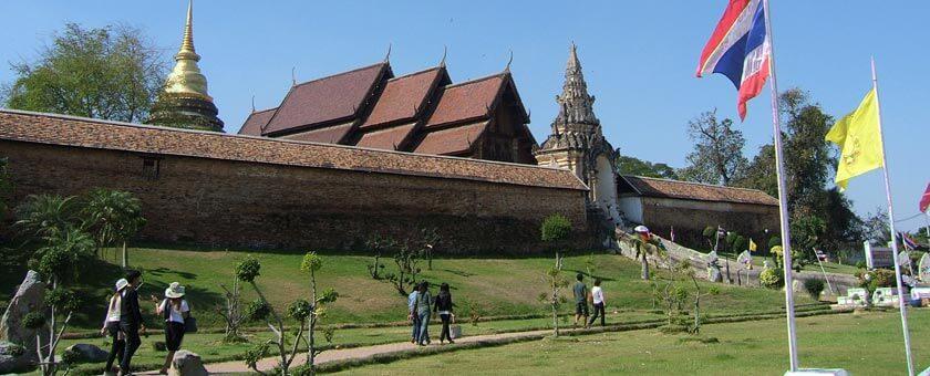 Lampang Thailanda