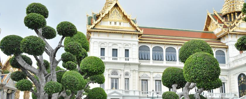 Palatul Regal Bangkok
