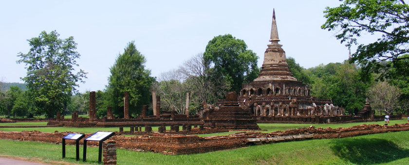 Si Satchanalai Thailanda