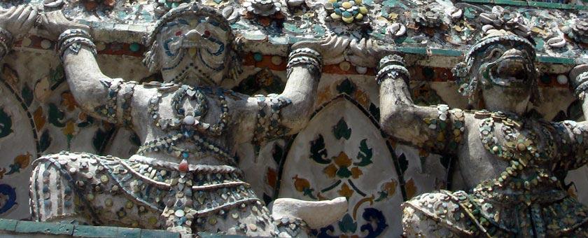 Wat Arun Thailanda
