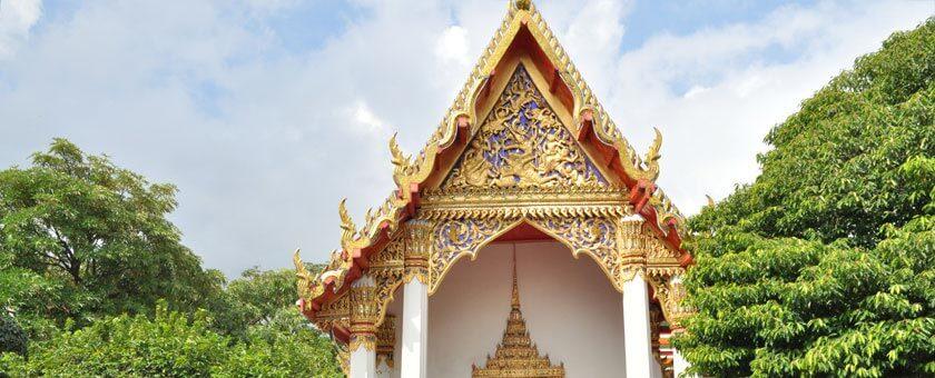 Wat Pho Thailanda
