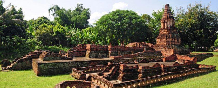 Wiang Kum Kam Thailanda