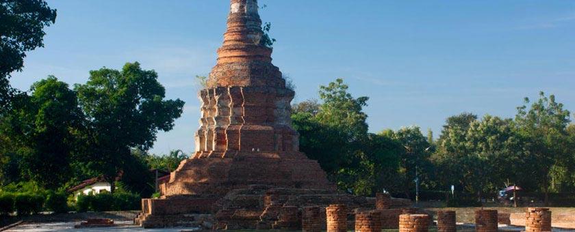 Atractii Wiang Kum Kam Thailanda - vezi vacantele