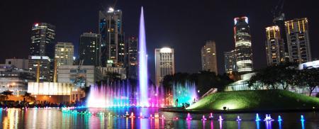 Circuit Kuala Lumpur, Krabi & Singapore - aprilie 2021