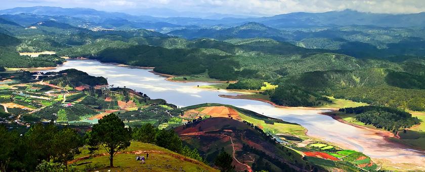 Atractii Dalat Vietnam - vezi vacantele