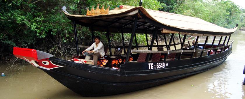 Atractii Delta Mekong Vietnam - vezi vacantele