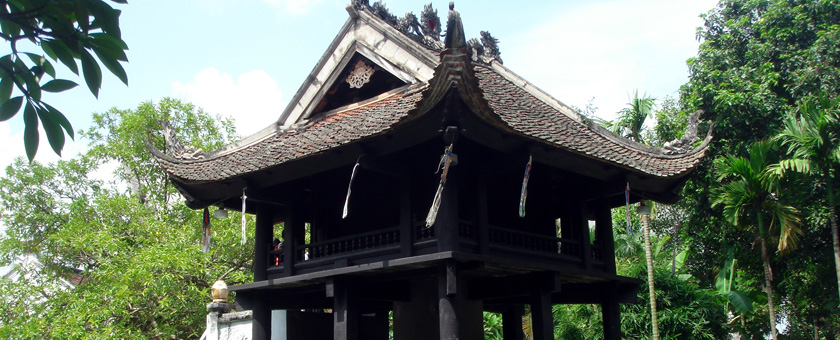 Pagoda One Pilar