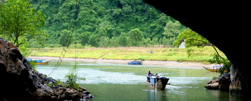 Atractii Parcul National Phong Nha-Ke Bang Vietnam - vezi vacantele