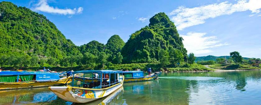 Parcul National Phong Nha-Ke Bang Vietnam
