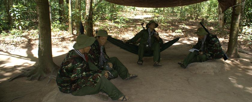 Atractii Tunelurile Cu Chi Vietnam - vezi vacantele